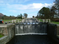 Neptunes Staircase Caledonian Canal Fort William